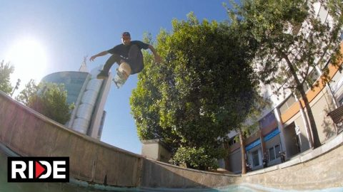 "Marcio Roberto ""Vacaciones in Barcelona"" - RIDE Channel"