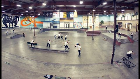 Marcos Montoya - It Must Be Nice | The Berrics