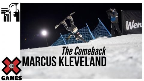 Marcus Kleveland THE ROAD TO RECOVERY | X Games Aspen 2020 | X Games