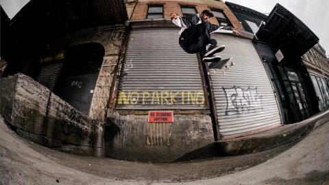 "Marek Zaprazny ""FYG"" Video Part 