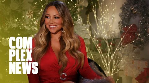 Mariah Carey Celebrates Christmas with 'All I Want For Christmas is You' | Complex News