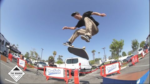 Marinela Skateboarding Demos on the West Coast - TheBoardr