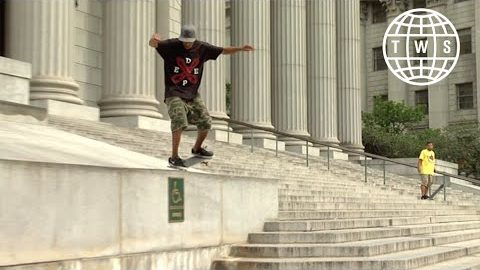 Marino's Episodes Vol. 5 | NYC and Beyond, 2008-2009 | TransWorld SKATEboarding
