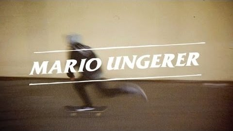 Mario Ungerer - Favorite Skateboard Co. - Daggers Part | Favorite Skateboard Company