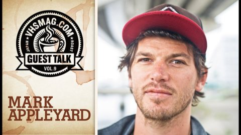 MARK APPLEYARD - GUEST TALK [VHSMAG] | vhsmag