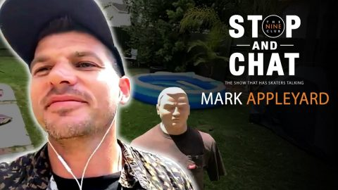 Mark Appleyard - Stop And Chat | The Nine Club With Chris Roberts | The Nine Club