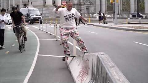 Mark Gonzales' Street Phantom Remix | Krooked Skateboarding