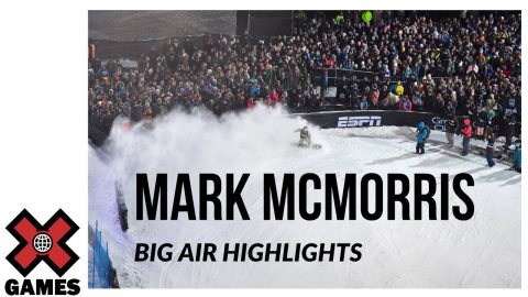 Mark McMorris HIGHLIGHT REEL | X Games Aspen 2020 | X Games