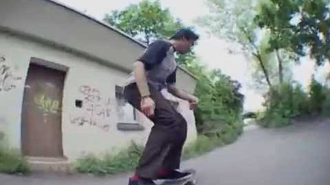 Mark Metzner - Full Part from The Swumysiu Video | what a grotesque life