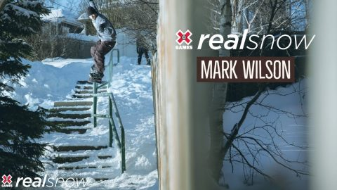 Mark Wilson: REAL SNOW 2020 | World of X Games | X Games