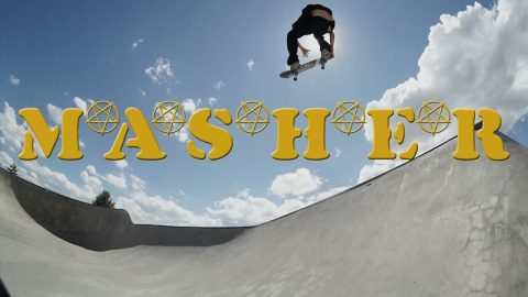 Masher: Party | ThrasherMagazine