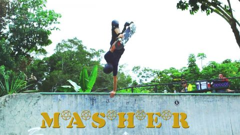 MASHER: Tony Hawk | ThrasherMagazine