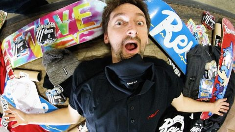 MASSIVE REVIVE UNBOXING!!!! - Braille Skateboarding