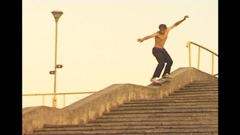 Mateusz Macioszek 'Raw Hide Video' Part | Raw Hide