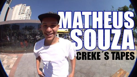 Matheus Souza - Creke's Tapes | Black Media