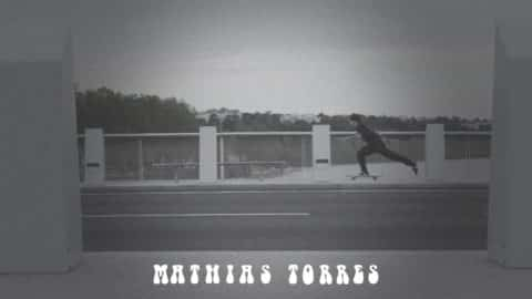 Mathias Torres - Good Vibes | Nike SB - The Berrics