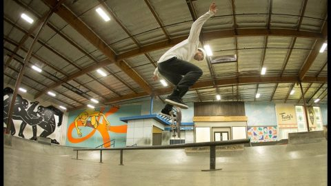 Matt Berger - He Could Go All The Way | The Berrics