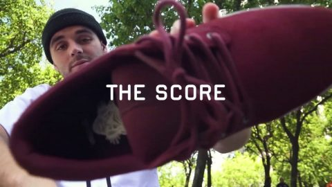 Matt Berger Introduces The Score from etnies | etnies