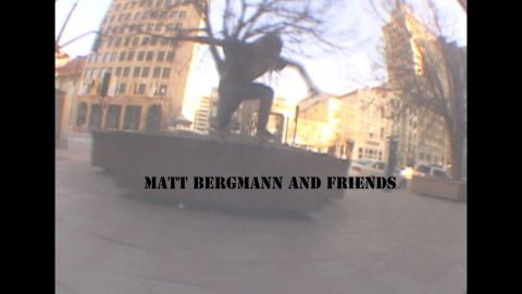 Matt Bergmann and Friends - LowcardMag