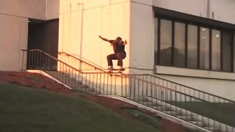 Matt Bergmann - LAST PART EBT Days - San Francisco Skateboarding | Metro Skateboarding