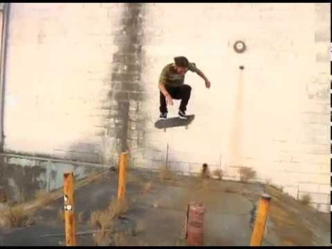 Matt Bullinger in Analogue - TransWorld SKATEboarding