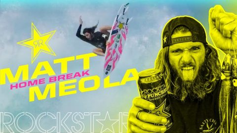 Matt Meola | HOME BREAK | Rockstar Energy