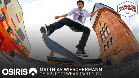 Matthias Wieschermann – Osiris Footwear Part 2017 - Titus
