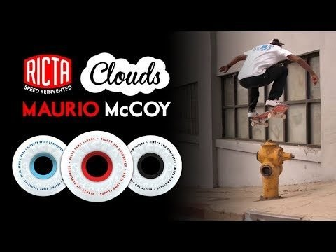 Maurio McCoy Floatin' on Some Ricta Clouds - Ricta Wheels
