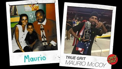 Maurio McCoy True Grit: From humble beginnings to the world stage | Santa Cruz Skateboards