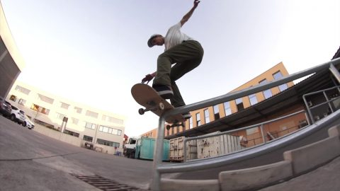 MAX GESSNER – FULL PART | Irregular Skateboard Magazin