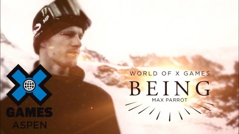 Max Parrot: BEING | X Games | X Games