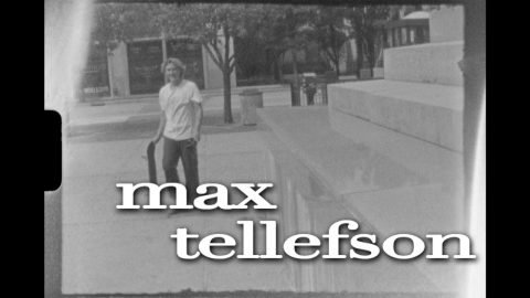 "Max Tellefson ""Man about Town"" GRAINS 2 Extras 