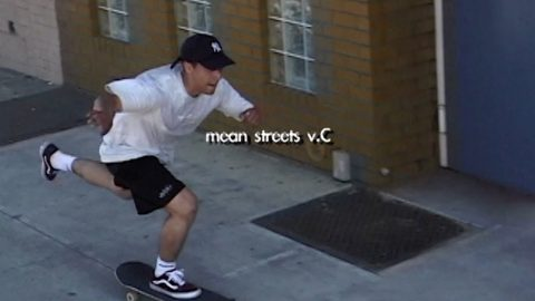 Mean Streets v.10 - TransWorld SKATEboarding