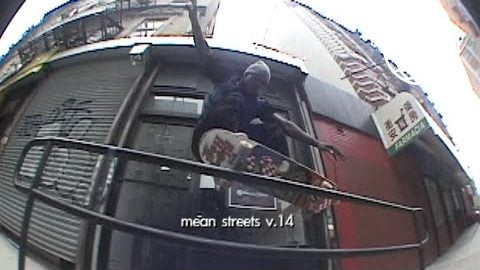 Mean Streets v.14 | New York City Skateboarding | TransWorld SKATEboarding