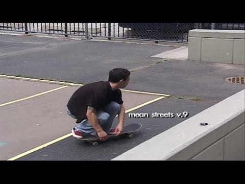 Mean Streets v.9 - TransWorld SKATEboarding