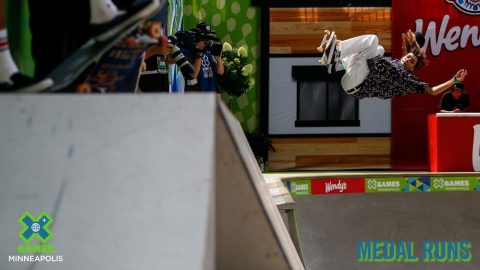 MEDAL RUNS:  Men's Skateboard Park | X Games Minneapolis 2019 | X Games