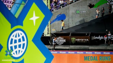 MEDAL RUNS: Skateboard Big Air | X Games Minneapolis 2019 | X Games