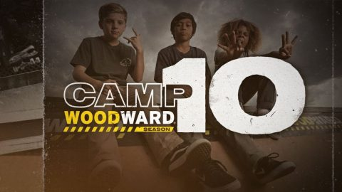 Meet Ethan Copeland - EP1 - Camp Woodward Season 10 | Woodward