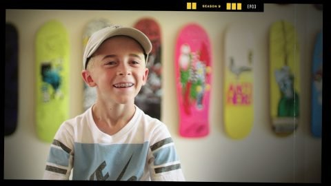 Meet Gavin Bottger - EP1 - Camp Woodward Season 9 - Woodward Camp