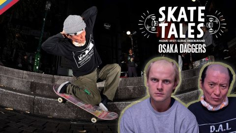 Meet One Of The Most Unique Skate Crews In Japan  |  SKATE TALES Ep 6 | Red Bull Skateboarding
