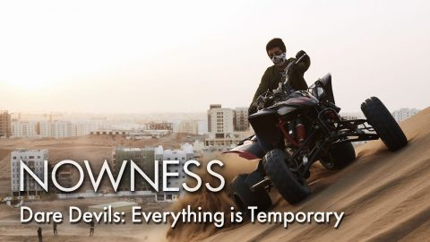 Meet the daredevil quad bike riders of Oman | NOWNESS