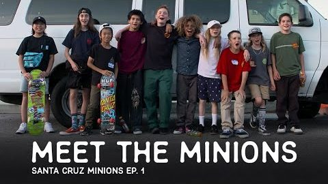 Meet The Minions! SC Minions Ep. 1 | Santa Cruz Skateboards