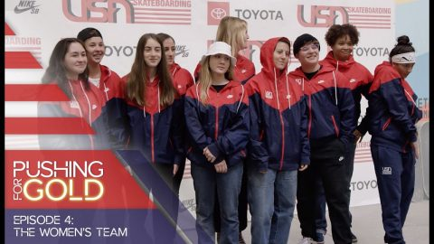 Meet The USA National Skateboarding Women's Team | The Berrics