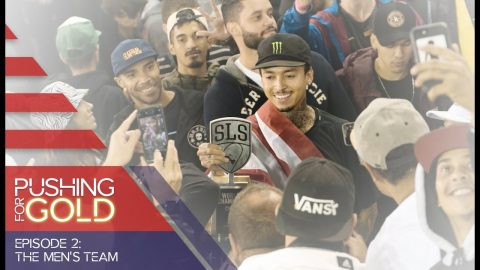 Meet The USA National Skateboarding Men's Team | The Berrics