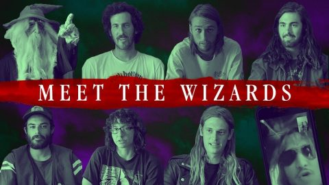 Meet the Wizards - ThrasherMagazine
