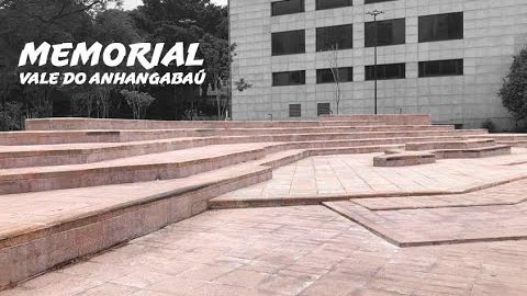 MEMORIAL VALE DO ANHANGABAÚ | CemporcentoSKATE