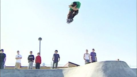 Memory Screen: John Cardiel | Freeskatemag
