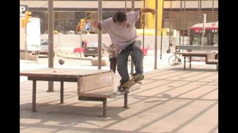 Memory Screen: Sants | Freeskatemag
