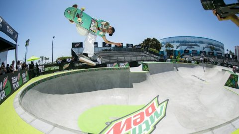 Men's Park Open Qualifier Highlight Video | 2019 Dew Tour Long Beach | Dew Tour