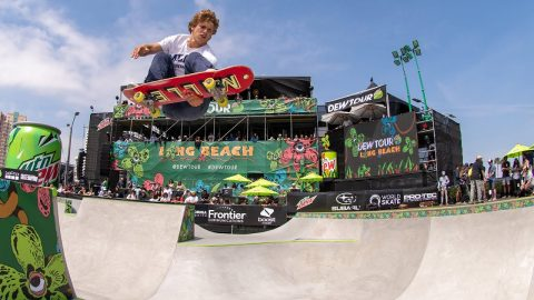Men's Park Semi Final Live Webcast (Part 2) | 2019 Dew Tour Long Beach | Dew Tour